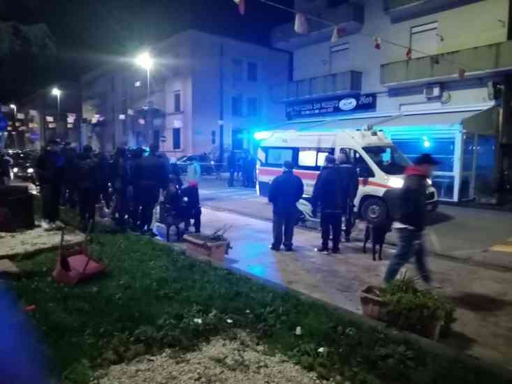 Scontro auto scooter al rione Libertà: due feriti, uno in codice rosso