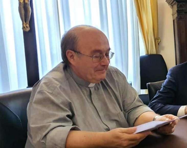 Diocesi di Cerreto, Giuseppe Mazzafaro è il nuovo vescovo