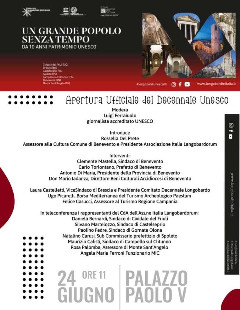 Decennale Unesco