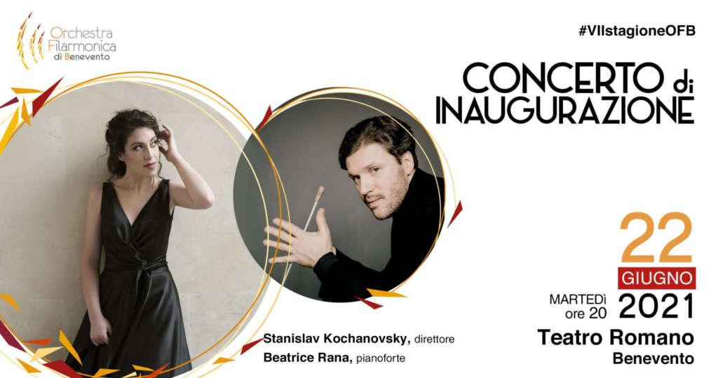 Ofb, al via la settima stagione: Rana e Kochanovsky per un omaggio ai musicisti russi