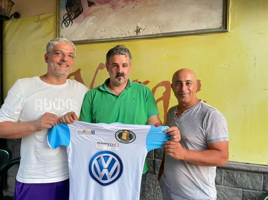 Dalia Management, ufficializzato l'organigramma della squadra di calcio a 11
