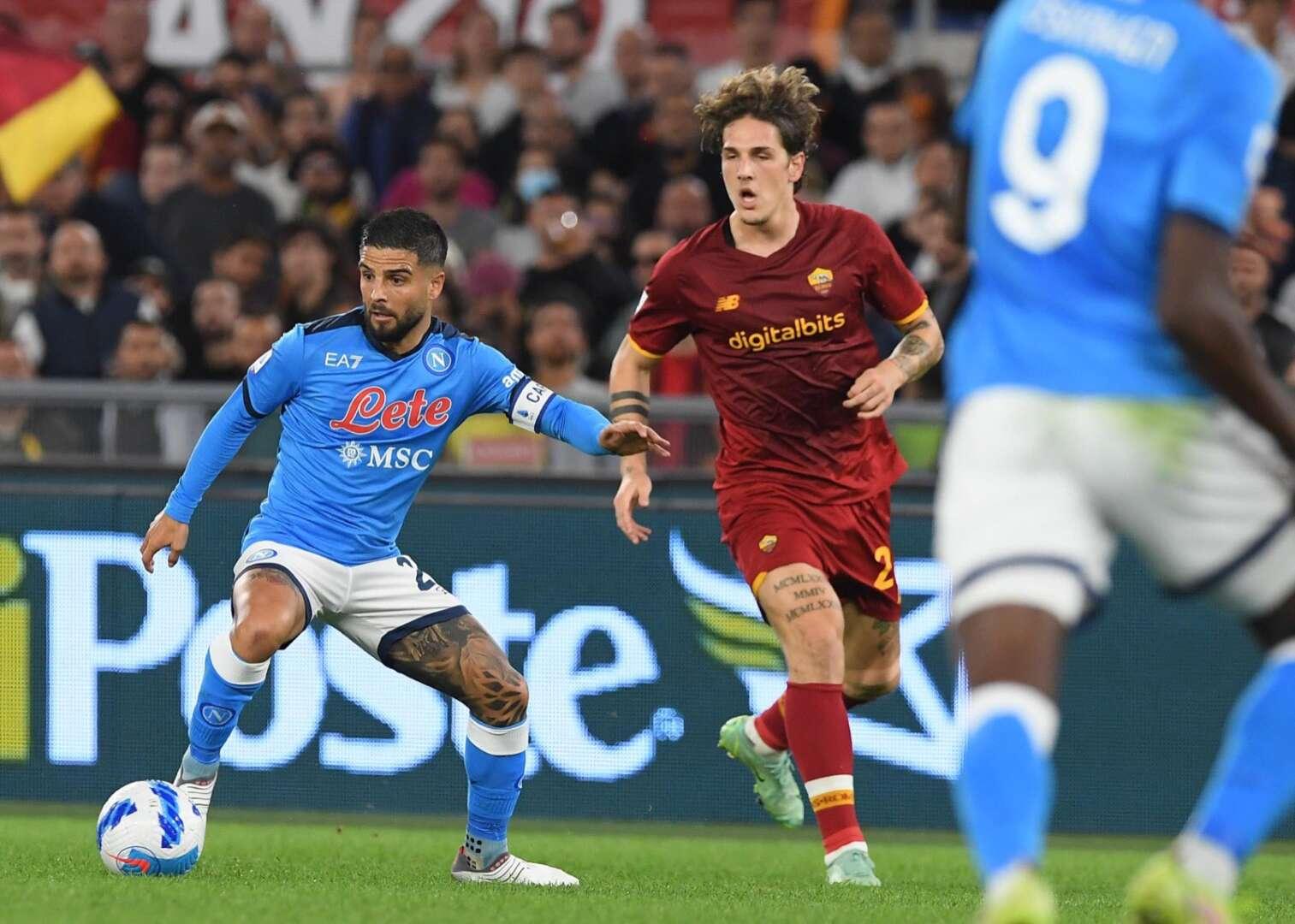La Roma ferma la corsa del Napoli, finisce senza gol all'Olimpico